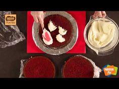 Red velvet cake - Recetas de Postres Nestlé