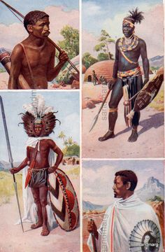 Zulu Masai Warriors