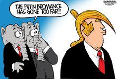 15 political cartoons hammering Donald Trump over recent gaffes ...