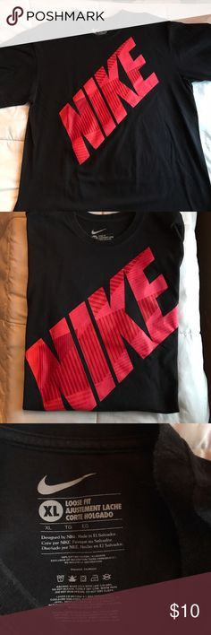 Men's Nike Tee. XL men's Nike Tee in perfect condition Nike Shirts Tees - Short Sleeve