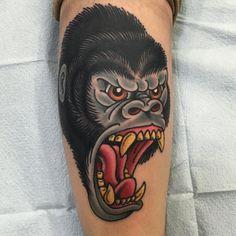 Gorilla Tattoo   Minnesota Tattoo Shop