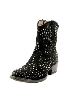 Baci`s Sparkling Cow Girl Bootie  50% off