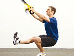 Los mejores ejercicios para TRX.  Si te encanta hacer deporte pero apenas tienes tiempo para ir al gimnasio, el TRX es la solución que estabas buscando.