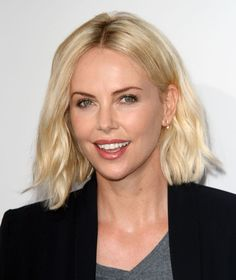 Charlize Theron at WE Day 2016. http://beautyeditor.ca/2016/04/15/best-beauty-looks-emilia-clarke