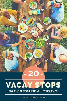 20 best vacay stops near Anna Maria Island- Island Comber Directory
