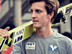 I got: Gregor Schlierenzauer! Which Ski Jumper Are You?