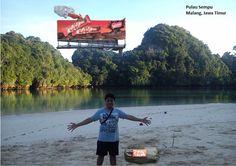 Kit kat journey in Sempu Island Malang - Indonesia