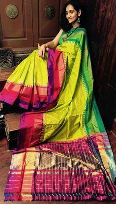 Latest ikath Silk sarees   Buy online Pochaampally Ikkath Sarees - Elegant Fashion Wear