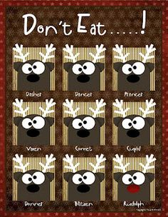 Don't Eat the Reindeer Game