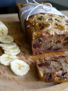 ... date loaf more annie hungry vegans bananas bananas slices dates vegas