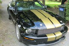 2006 Mustang Shelby GT-H