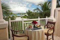 #SandalsResorts #Exuma #Lunch #View #Balconey | Sandals Resorts | The Bahamas