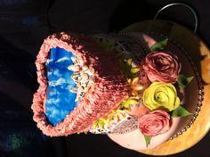 Födelsedags tårta till min dotter