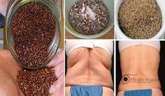 Ingredientes increíbles que limpian su cuerpo de los depósitos de grasa y parásitos ~ La Buena Salud Es Vida