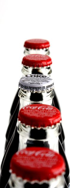 Stand out and be one of a kind #love #coke