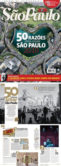 50 razões para amar são Paulo 2010 – Daniele Doneda