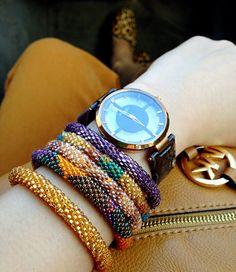 Lei-Lei #bracelets #supportnepal  www.lei-lei.net #highfashion #chic #armcandy