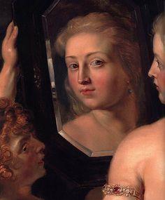 Venus at Mirror by Peter Paul Rubens - Google Search