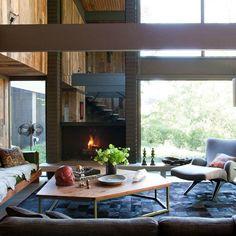 Buff & Hensman Architects via davidguerra.com.br