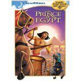 The Prince of Egypt (DVD)By Val Kilmer