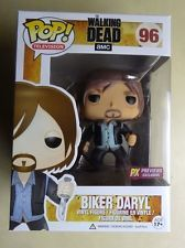Funko Pop Biker Daryl Dixon The Walking Dead Px visualizações Exclusivo