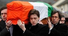 Republicans gather for Dolours Price funeral   BreakingNews.ie