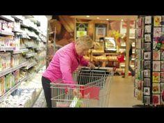 Door middel van dit filmpje kan Bert Bosma zijn supermarkt presenteren aan de online klant.
