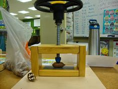Nutcracker Simple Machine Projects, Simple Machines, Cub Scouts, Science, Math, Creative, Kids, Young Children, Boys