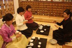 I-View Korean Tea, Tea Ceremony