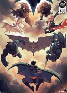 The Dark Knight - Batman by Kris Anka * Batman Arkham Origins, Batman Gotham Knight, Batman The Dark Knight, Batman Robin, Batman Drawing, Batman Artwork, Batman Comic Art, Batman Kunst, Batman Ninja