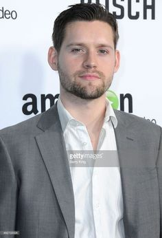 Actor Luke Kleintank arrives at screening of Amazon's 1st Original...