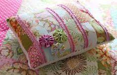 fabric art ideas - Google Search
