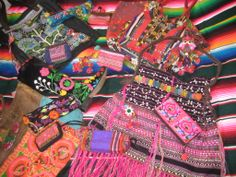 Bohemian, colourful, ethnic, gypsy, Hmong, tribal, boho collection available from www.facebook.com/TribalColours