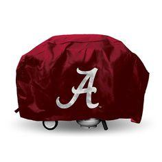 Alabama Crimson Tide NCAA Economy Barbeque Grill Cover
