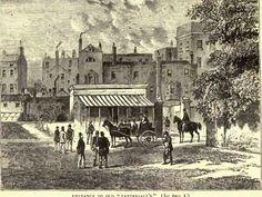 Tattersall's horse market.
