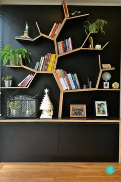 10 Fabulous Feature Wall Ideas To Transform Your Living Room   Article   Qanvast…