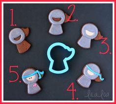 LilaLoa: Easy Ninja Cookies