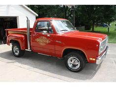 79 Dodge LiL Red Express