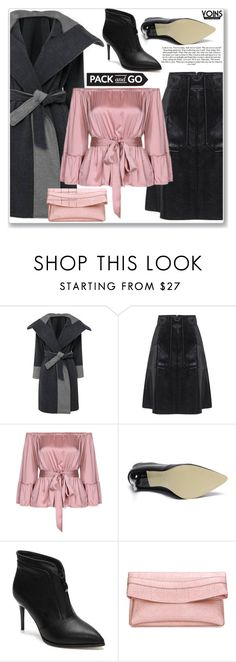 """""""Work Wear by Yoins"""" by jecakns ❤ liked on Polyvore featuring Packandgo, yoins, yoinscollection and loveyoins"""