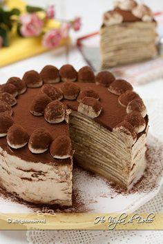 New Desserts Rezepte Tiramisu Ideas Quick Easy Desserts, Fun Desserts, Dessert Recipes, Chocolate Tiramisu, Tiramisu Cake, Waffles, Desserts With Chocolate Chips, Dessert Original, Nutella Crepes