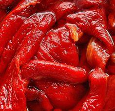 Confitura Agridulce De pimientos rojos | Recetas con fotos paso a paso El Invitado de invierno