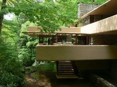Frank Lloyd Wright - A Portfolio of Selected Architecture: 1935: Fallingwater