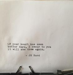 """JH HARD """"You will be fine."""" #jhhard #qotd #poet #poem #poetry #poetryofig #writersofinstagram #words #lovepoem #poems #lovepoems #instapoet #poetic #author #wordporn #romance #love #authorsofinstagram #poetsofinstagram #instaquotes #spilledink #coffee #beauty"""