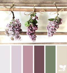 { color spring } image via: @loving.the.aisle.seat