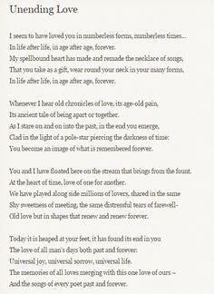 Modern Nontraditional Creative Wedding Vows To Husband Make You Cry  Unending Love  Rabindranath Tagore Audrey Hepburns Favourite Poem Poem  Quotes Rumi Quotes