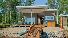 Aava 30, Polarhouse Stue + sauna