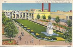 1939-40 New York World's Fair Postcard by RazorBoy2019, via Flickr