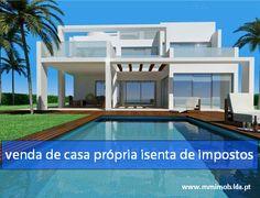 Venda de casa própria isenta de impostos. Orçamento do estado 2015. #mercado imobiliario . Saiba mais...