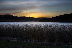 Slapton Ley Sunset by westcountrysean www.bythedart.tv #Dartmouth