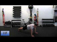 Brutal Tabata Workout #62